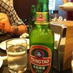 Китайское пиво вполне себе ничего!