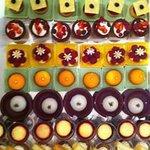 chariots de desserts