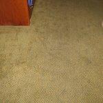 Filty carpet