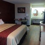 Beautifully renovated rooms