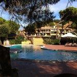 l'albergo dalla piscina