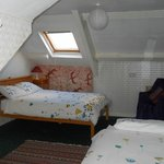 New attic en-suite room
