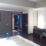 Inside view of Super Deluxe Room
