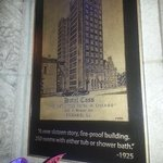History of Hotel Cass