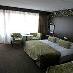 Three person room