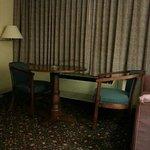 Furniture in smoking room