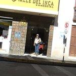 Foto de Valle Del Inca