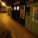 Le restaurant - vue extérieure