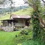 rural dwellings in beautiful surroundings