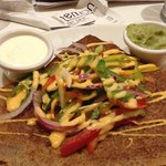 Beef Chilli Buckwheat Crepe