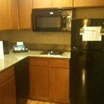 Kitchen in our unit