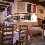Billede af trattoria pizzeria d'Angelo