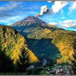Hostal Bajo el Volcán