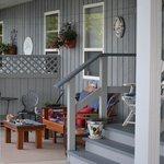 veranda/ terras