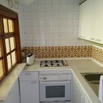 De keuken, in mooie Spaanse stijl