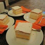 Bled Cake.