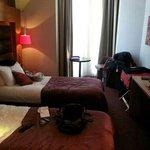 Room 114 bedroom