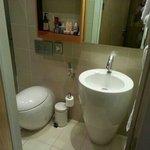 Room 114 bathroom