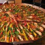 Paella à Marinheira (Para 80 pessoas)