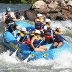 Rafting the Ocoee River