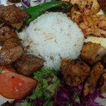 Big Kebab Plate