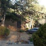 unteres Cottage, neben BBQ Platz.