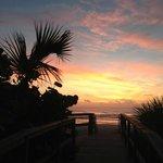 Sunset at New Smyrna Beach