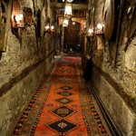 Carpets and caverns