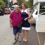 28 Agosto: Foto con Mary