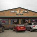The Noisy Goose...