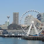 Seattle from Bainbridge Ferry