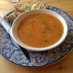 Lentil Soup at The Picnic