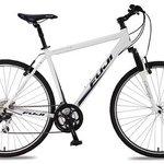 Hybrid bike with step-over frame (Fuji Sunfire 2.0)