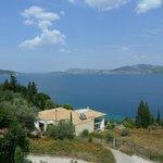 Adriatica φωτο από το δωμάτιο