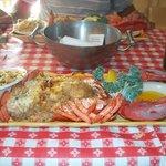 Baked Stuffed Lobster Dutchess!!
