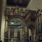 """One of the curches in """"Castello di Otranto"""""""
