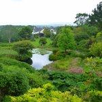 Glenwhan Garden lake