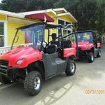 Hahn Winery ATV's