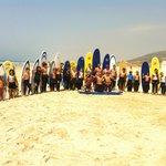 Grupo de surf clandestino 2013