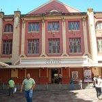Calçadão da R. Halfeld, Teatro Central
