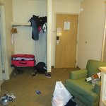 Room - 2 Kids explode stuff