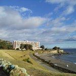 praia e hotel