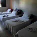 4 cama de solteiro