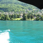 Annecy au loin