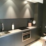 Angla Boutique Apts Valencia - Kitchen