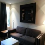 Angla Boutique Apts Valencia - Living Room/Sofa Sleeper