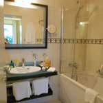 Suite - la salle de bain de la chambre double