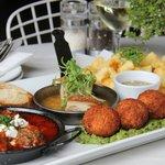 Longroom Platter (our signature dish)