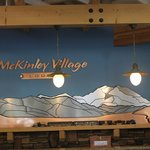 McKinley Village Lodge front desk