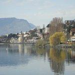 Cidade de Nauchâtel Suíça
